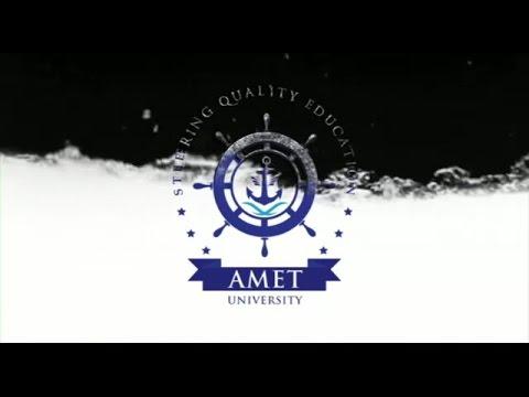 AMET UNIVERSITY 2015