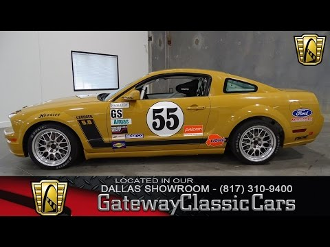 Video of 2005 Mustang located in Texas - $260,000.00 Offered by Gateway Classic Cars - Dallas - KES0