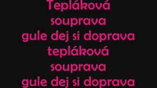Nightwork - Tepláková souprava [with lyrics]