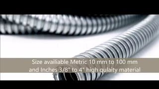 flexible metal conduit & liquid tight conduit manufacturers