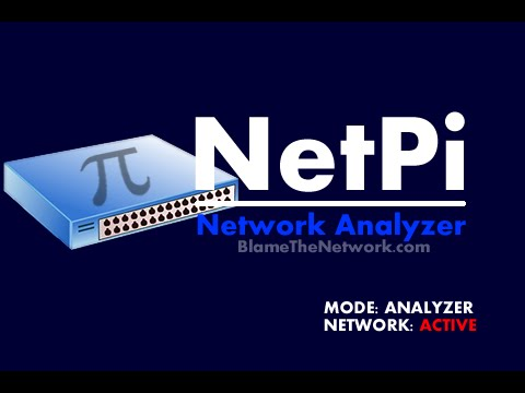 NetPi Turns Your Raspberry Pi Into A Network Analyser Tool