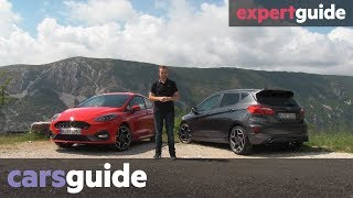 Ford Fiesta ST 2019 review