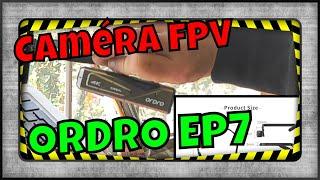 Caméra FPV Ordo EP7 vue à la première personne 4K vlog urbex