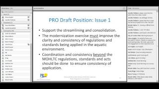Ontario Pool Regulations Consultation Webinar