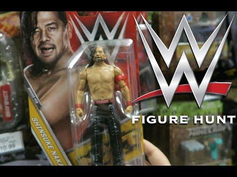 WWE Figure Hunt at Toys R Us 6/25/17
