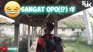#VLOG Bando Exploration | Sulaiman Ancient Water Reservoir | FPV Cinewhoop