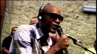 Art Popular canta 'Agamamou' no Estúdio Transamérica