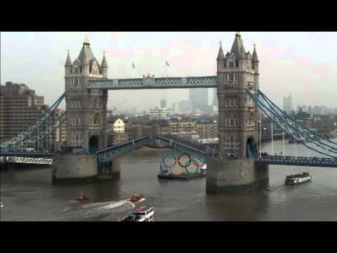 Тауэрский мост в Лондоне (Tower Bridge)