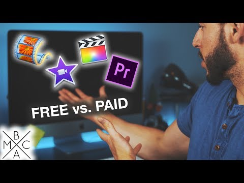 The BEST Video Editing Software EVER! 💻