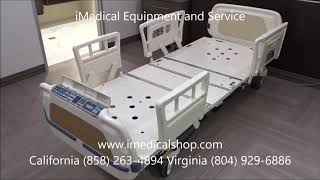 Stryker Secure II Hospital Bed Overview