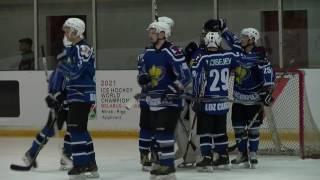 Даугавпилсские хоккеисты вылетели из борьбы за золотые медали Первой лиги