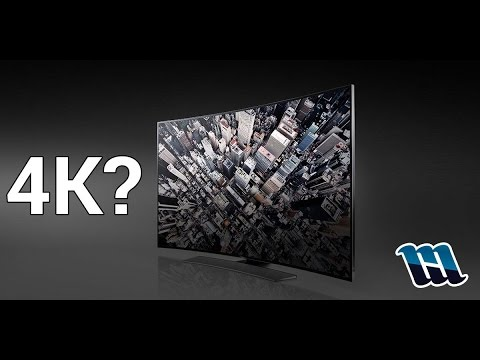 Should You Buy a 4K (UHD) Curved TV?