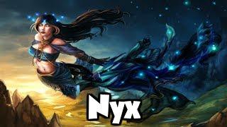 Nyx: The  Primordial Goddess Of Night - (Greek Mythology Explained)