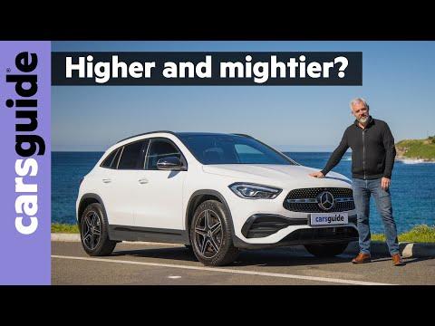 Mercedes GLA 2021 review: GLA 250 4Matic