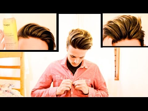 , title : 'In A Rush | 2 Hair and Clothing Tips - Quick Mens Hairstyle'