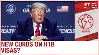 U.S President Donald Trump to suspend H1B visas?