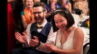 Anais + William Wedding Ceremony & Reception Slideshow