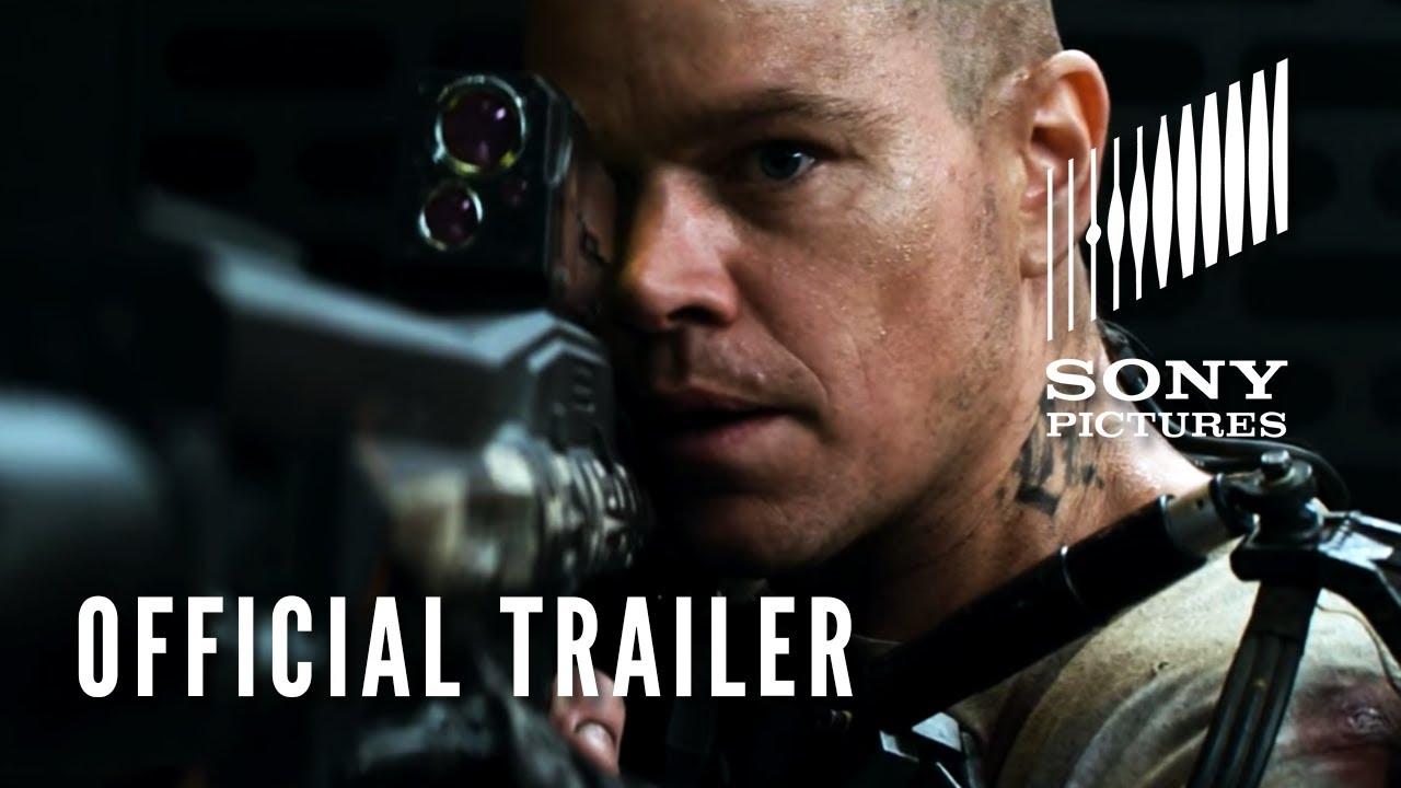 Trailer för Elysium