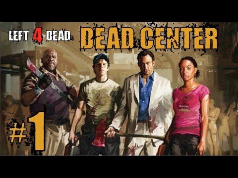 SAT] Left 4 Dead 2 - Dead Center - смотреть онлайн на Hah Life