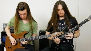 Children Of Bodom - Angels Don't Kill Solo Cover (Garrett Peters, Taylor Washington)
