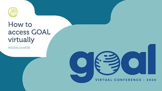 GOAL 2020: Live Video Feed Instructions