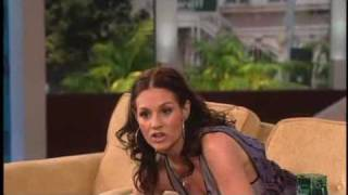 Kara DioGuardi on Heidi Montag's plastic surgery + judges herself