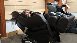 THE DOPEST MASSAGE CHAIR EVER! MUST HAVE! | Daily Dose S2Ep293