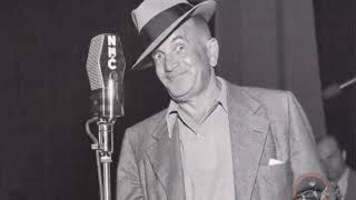 Al Jolson & Bing Crosby on Kraft Music Hall 16 Oct 1947 - video podcast