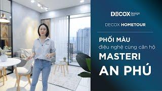 [Decox Home Tour] Biến hóa hoàn toàn mới với căn hộ 90m2 tại...