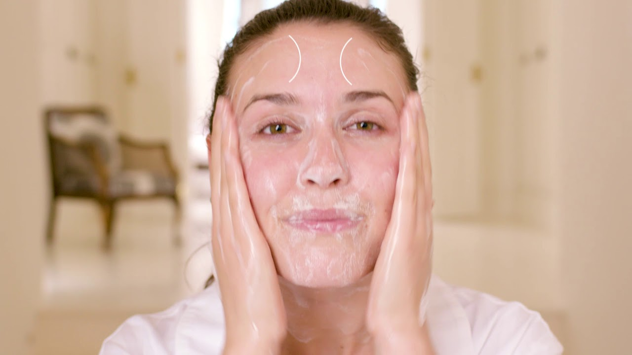 special cleansing gel video