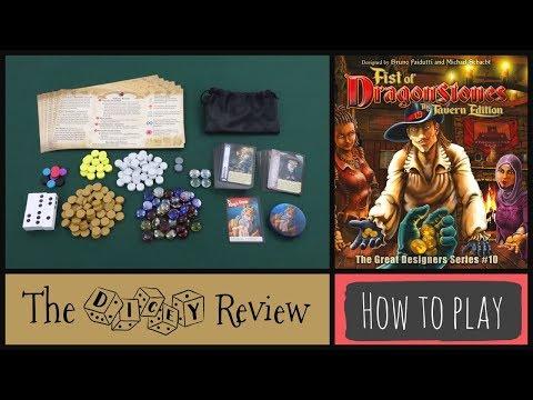 Fist of Dragonstones: The Tavern Edition - A Dicey Walkthrough!