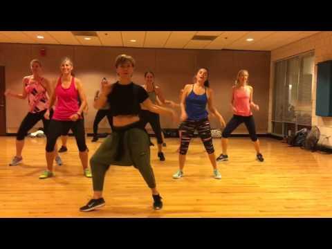 """FREEDOM"" Pharrell Williams - Dance Fitness Workout Cardio Jive Valeo Club"