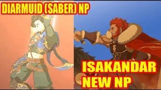 Iskandar  - (Fate/Grand Order) - [FGO] Diarmuid Saber and Iskandar New Noble Phantasms
