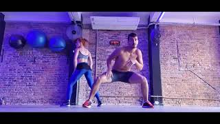 Sandy & Junior - Love Never Fails Coreografia (Ensaio)