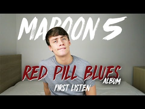 Maroon 5 | Red Pill Blues Album (First Listen)