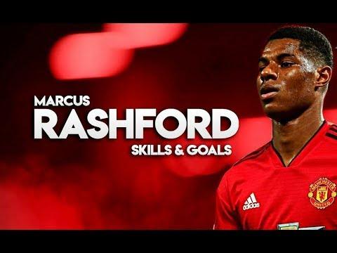 Marcus Rashford 2019 - Skills & Goals