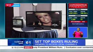 Set-top boxes ruling : Consumers to access free to air channels from pay-TV set-top boxes
