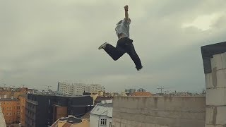Extreme Parkour And Freerunning