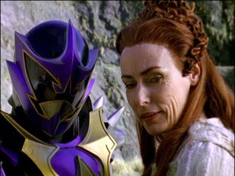 "Power Rangers Mystic Force - Nick's Mom and Dad | Episode 23 ""Heir Apparent"" 