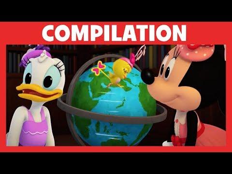Mickey et ses amis : Top Départ - Compilation de chansons #3