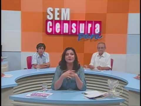 Entrevista do escritor Igor Quadros ao programa Sem Censura Pará.