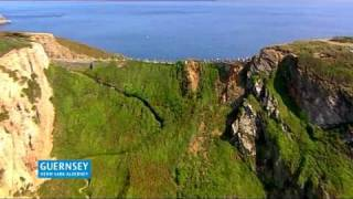 preview picture of video 'VisitGuernsey 2011 DVD: A Variety Of Islands'