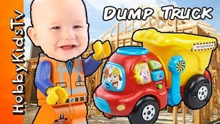 Vtech Drop and Go Dump Truck Baby Toy