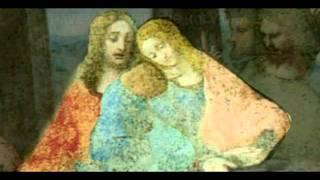 Baby hidden in da Vinci's Last Supper June 2011, Australia