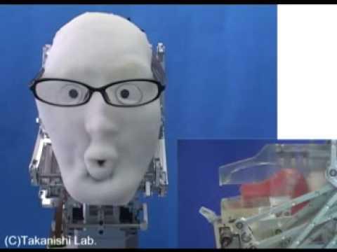 Waseda Talker Robot Tries to Speak Like Humans, Sounds Like A Cow