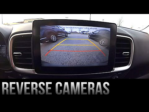 How To Use Reverse Cameras