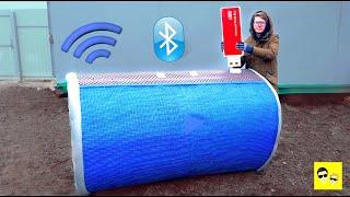 ГИГАНТСКАЯ Bluetooth КОЛОНКА И ГИГАНТСКАЯ ФЛЕШКА -DIY