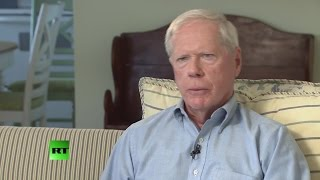 Paul Craig Roberts on the US economy and global refugee crisis