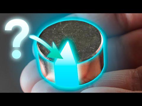 Из чего НА САМОМ ДЕЛЕ Делают Неодимовые магниты?