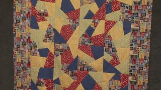 Crazy Quilt Workshop With Valerie Nesbitt